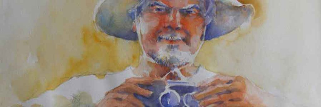 Garry Hamilton Fine Art Self Portrait